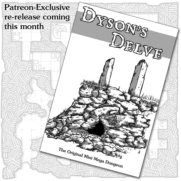 Dyson's Dodecahedron | Award Winning Dungeon Design