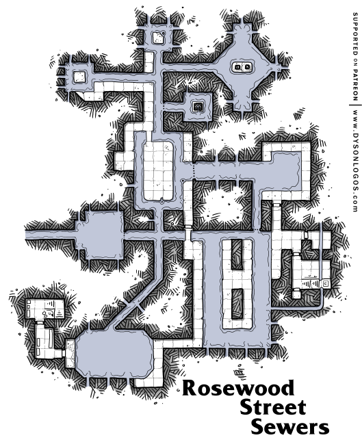 Rosewood Street Sewers