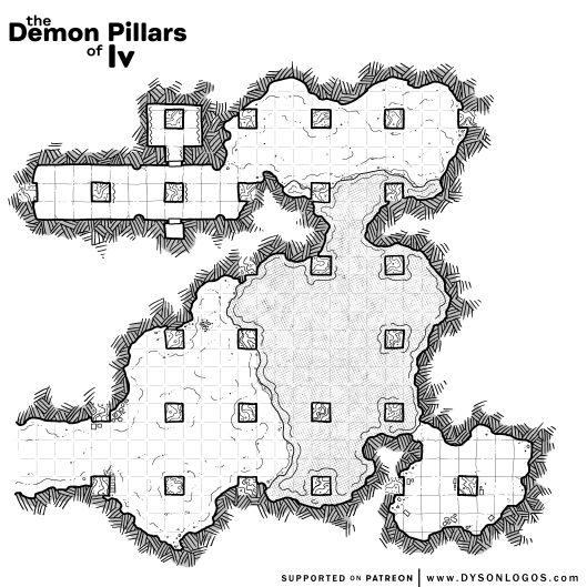 the Demon Pillars of Iv
