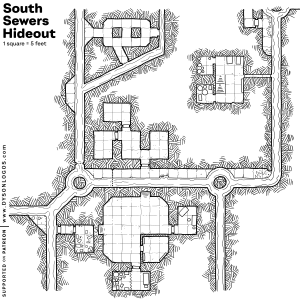 South Sewers Hideout