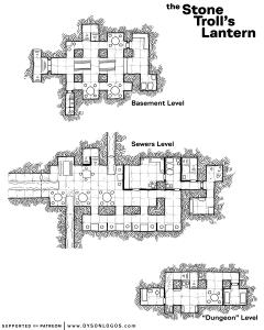 the Stone Troll's Lantern
