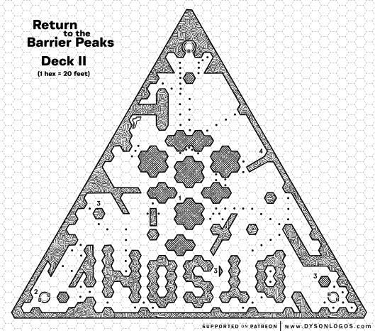 Barrier Peaks - Deck II