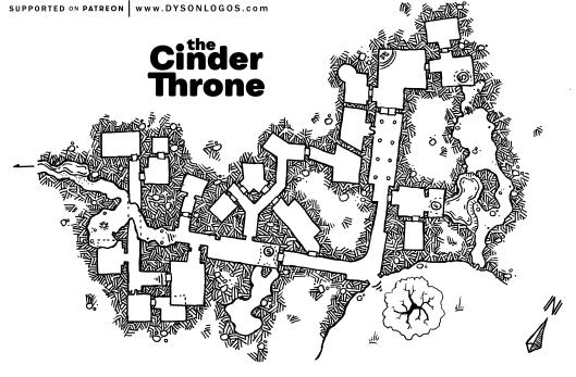 The Cinder Throne