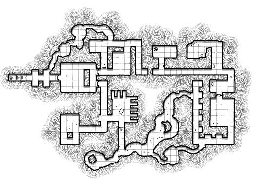 InstaDyson Demo Map