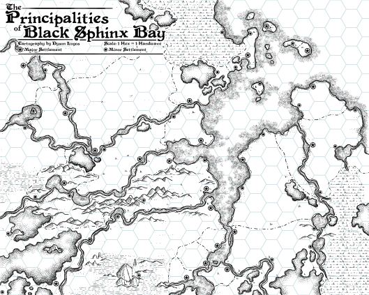 Principalities of Black Sphinx Bay (untagged)