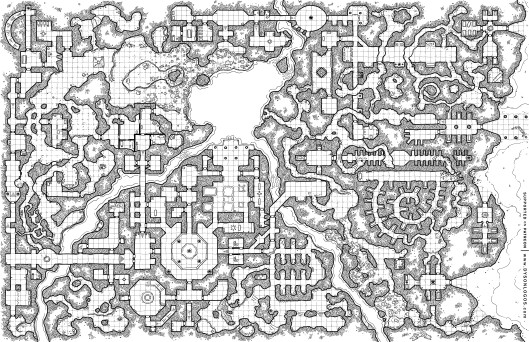 The Winter Tombs (VTT version) Revised