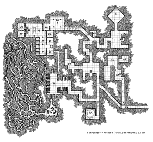 The Moathouse Dungeons