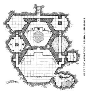 Dread Shrine of the Magi in Sapphire