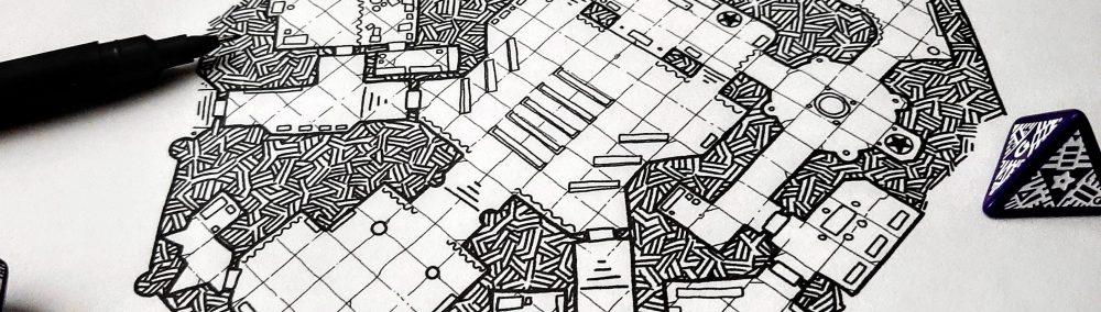 Temple map in progress
