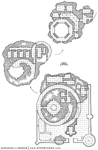 Drow Spire Fortress
