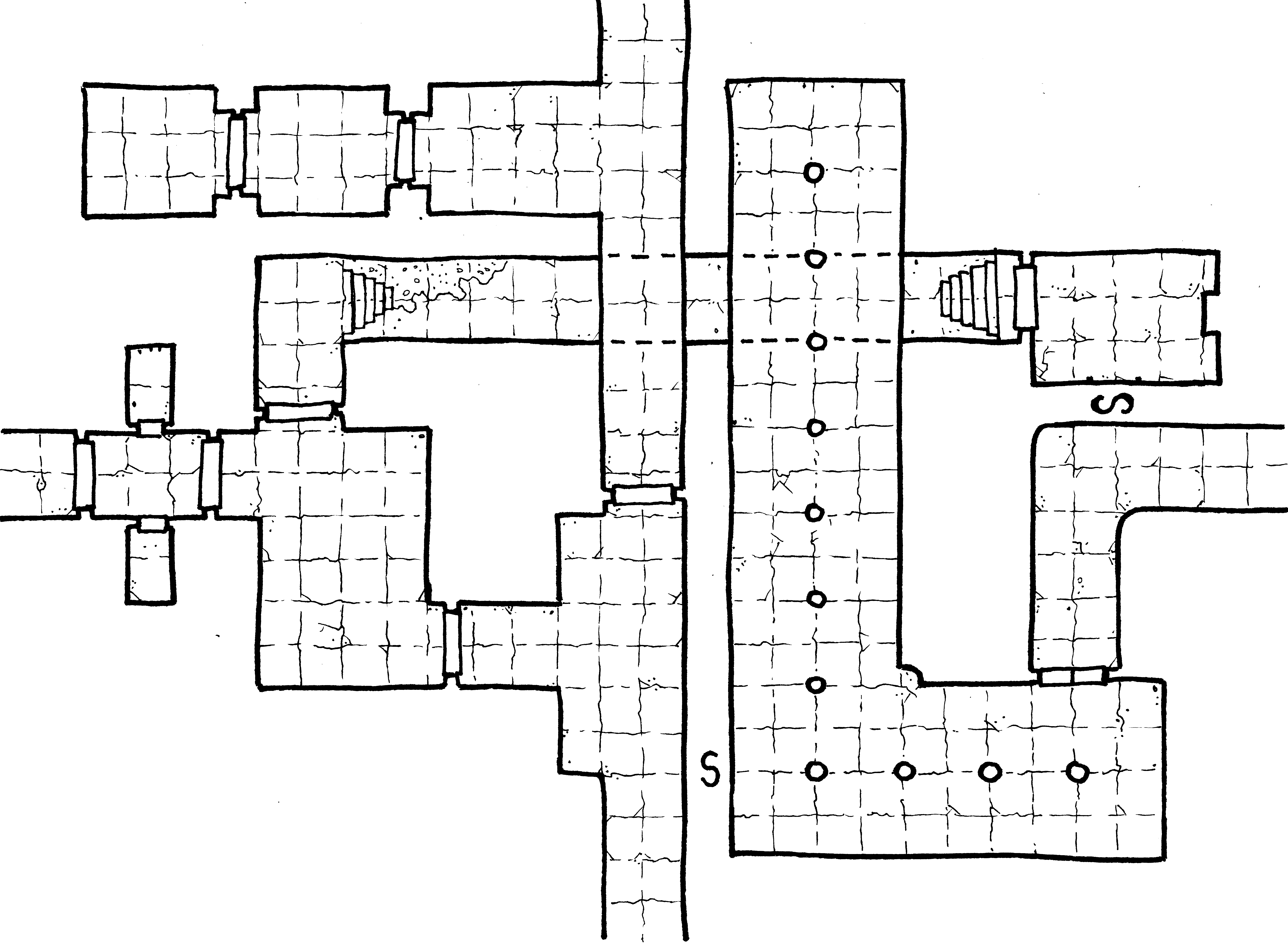 Crypts of the Lich Lord – Geomorph 4
