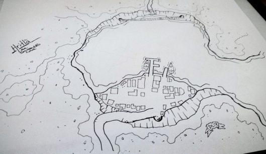 Hritla the Pirate Town