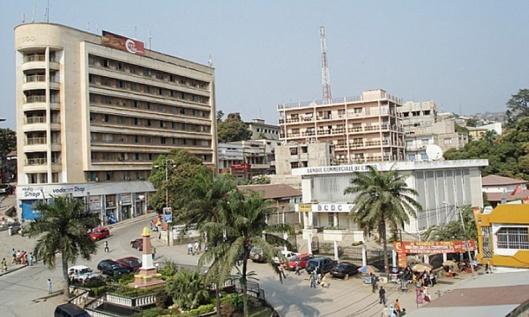 Matadi Downtown
