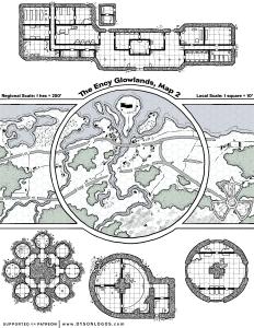 Ency Glowlands - Map 2