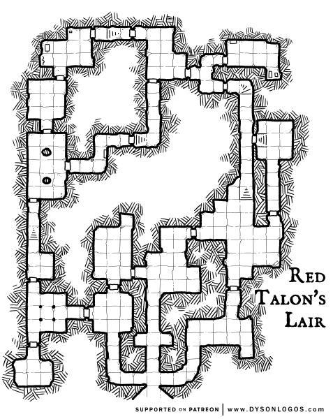 Black Talon's Lair