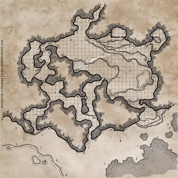 Flamerule Caverns (300 dpi)