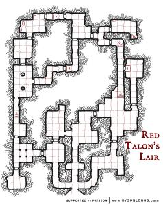 Red Talon's Lair