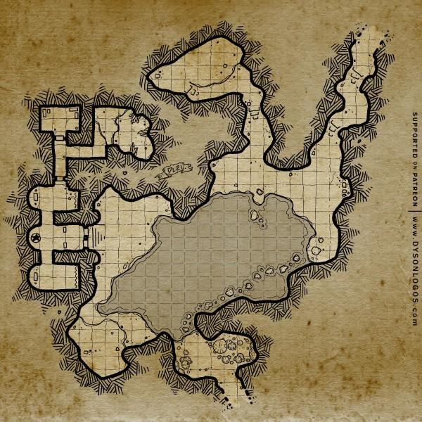 Stepping Lake Cave (300 dpi)