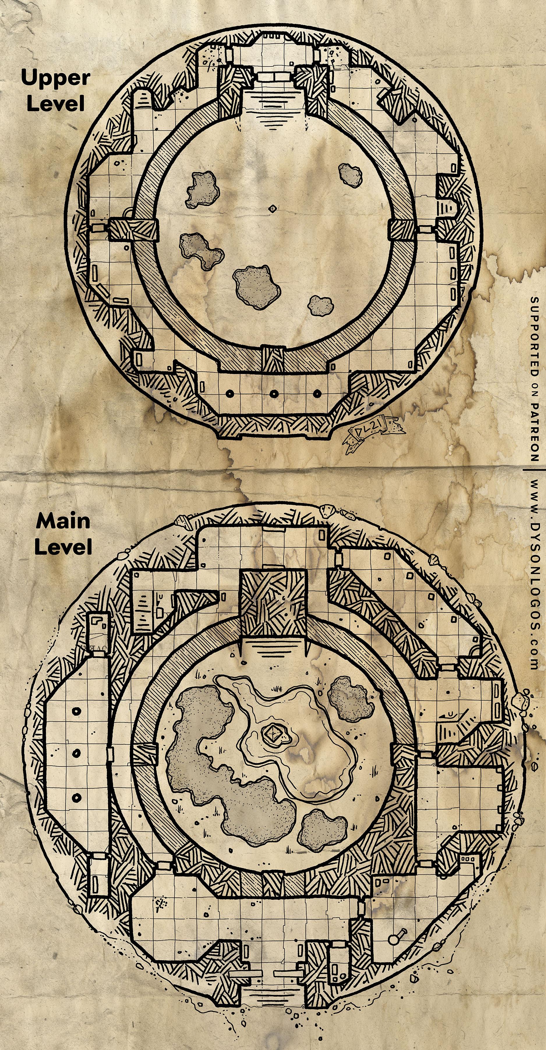 Skaldon's Dome